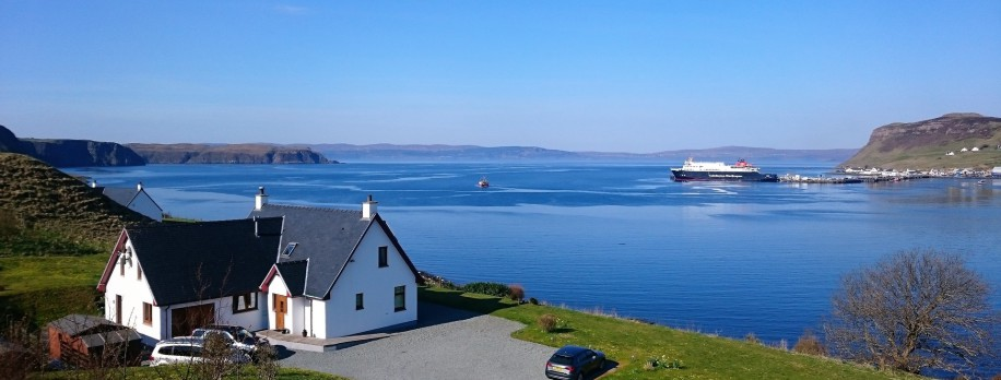 Uig Lodge Bed And Breakfast